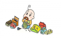 宽城二中老师分享孩子吃零食不爱吃饭的坏习惯