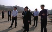 承德市委副书记常丽虹到宽城县调研项目建设情况
