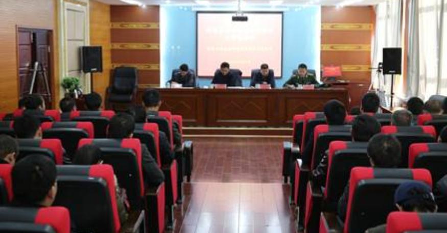 市领导周仲明主持召开市委国家安全委员会第一次会议