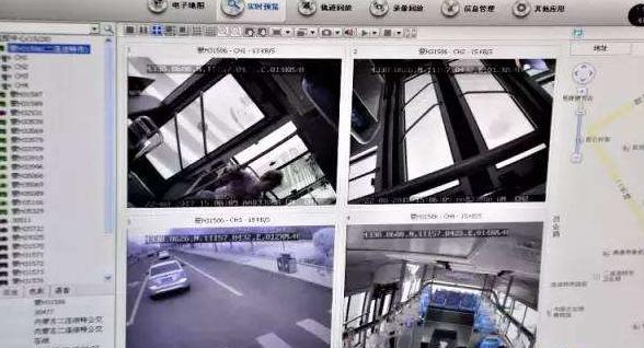 河北承德市部分客运车辆实现实时监控